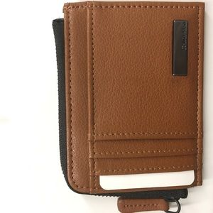 Calvin Klein Zip Mini Wallet
